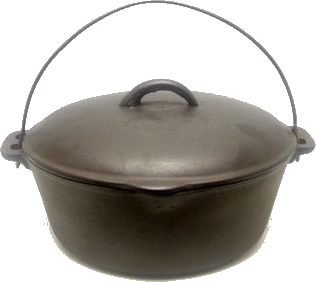 BSR Dutch Oven, Red Mtn